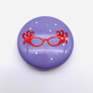 Rare Limited Edit Collector MAC Cosmetic Dame Edna